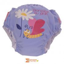 Piwapee - Maillot de bain - couche, collection Papillon, coloris lavande