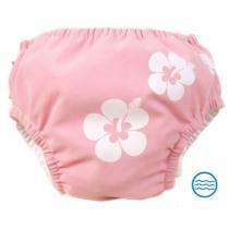 Piwapee - Maillot de bain- couche, Vahine, coloris rose poudré