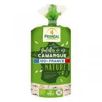 Priméal - Galettes riz de Camargue nature 100% France 130g