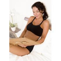 Carriwell - Soutien-gorge de confort bio, coloris noir, taille au choix