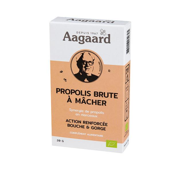 3be47dfd2ec Aagaard Propolis - Propolis Pure à macher Grande A x 20g
