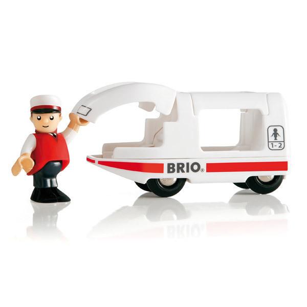 Brio - 33508 Locomotora Viajero con conductor