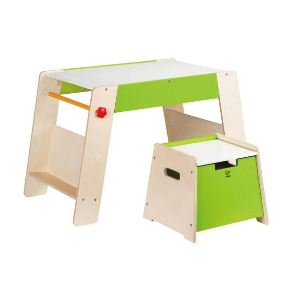 Hape - Play Station and Stool Set