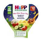 Hipp - Spaghetti Tomates Mozzarella dès 12 mois 230g