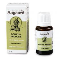 Aagaard Propolis - Gouttes Propolis 15mL