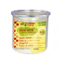 Ah! Table! - Bocal en verre cylindrique 50cl