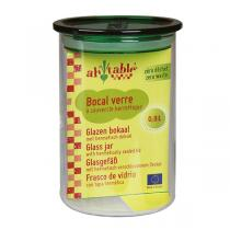 Ah! Table! - Bocal en verre cylindrique 80cl