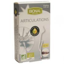 Bional Natural - Articulations Micro granules Bio - 30 gélules