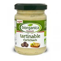 Biorganica Nuova - Caviar d'artichauts - 140g