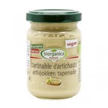 Biorganica Nuova - Tartinable d'artichauts - 140g