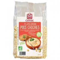 Celnat - Flocons de pois chiches bio - 350g