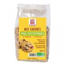 Celnat - Mix graines Multivitamines 250g