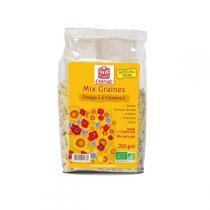 Celnat - Mix Graines Oméga 3 et Vitamine E