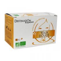 Destination - Tisane Toux Douce BIO 20 Sachets de 1.5g