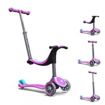 Globber - My Free 4 in 1 Scooter Pink