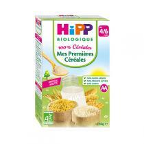 HiPP - Mes Premières Céréales dès 4-6 mois 250g