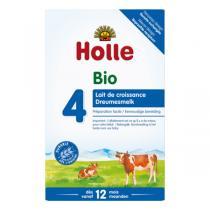 Holle - Pack de 6 boites de Lait de Croissance 4 BIO 2 x 300g Holle