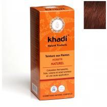 Khadi - Teinture plantes noisette naturelle 100g