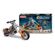 Meccano - Evolution Chopper Motorbike