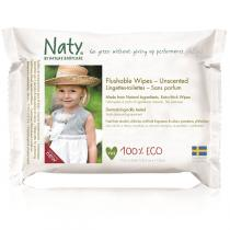 Naty by Nature Babycare - Lingettes Toilettes 42 pcs