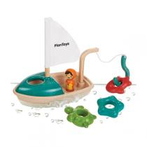 PlanToys - Activity Boat Bath toy