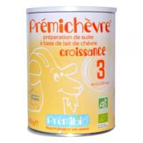 Premibio - PrémiChèvre Croissance 12-36 mois 900g