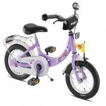 Puky - Vélo Enfant ZL 12  Cadre Alu - Violet - Dès 3 ans