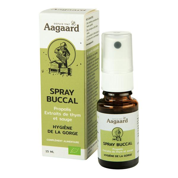 Aagaard Propolis - Spray Buccal Propolin 15ml