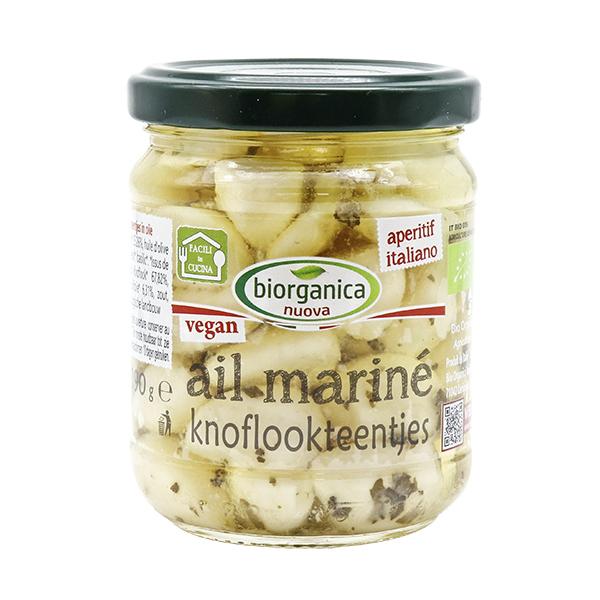 Biorganica Nuova - Ail mariné - 190g