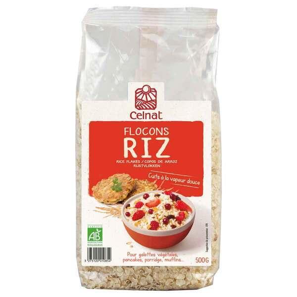 Celnat - Flocons de riz - 500g