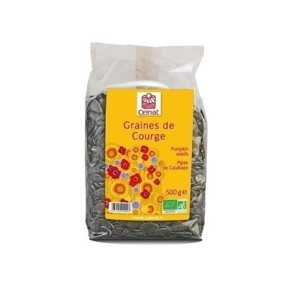 Celnat - Graines de courge - 500g