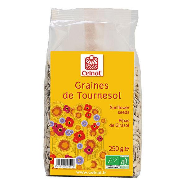 Celnat - Graines de tournesol - 250g