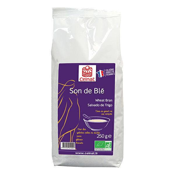 Celnat - Son de blé bio - 250g