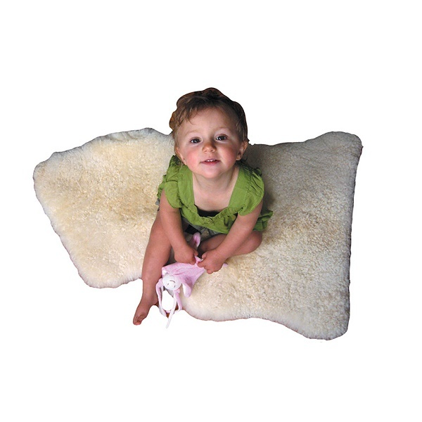 peau d 39 agneau relugan 85 cm ecodis la r f rence bien tre bio b b. Black Bedroom Furniture Sets. Home Design Ideas