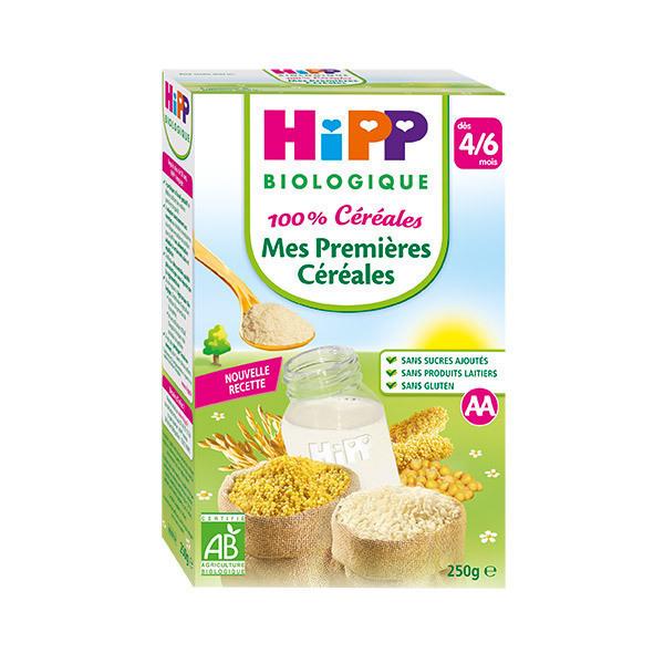 8990dd41b477c3 Hipp - Mes Premières Céréales dès 4-6 mois 250g. Loading zoom