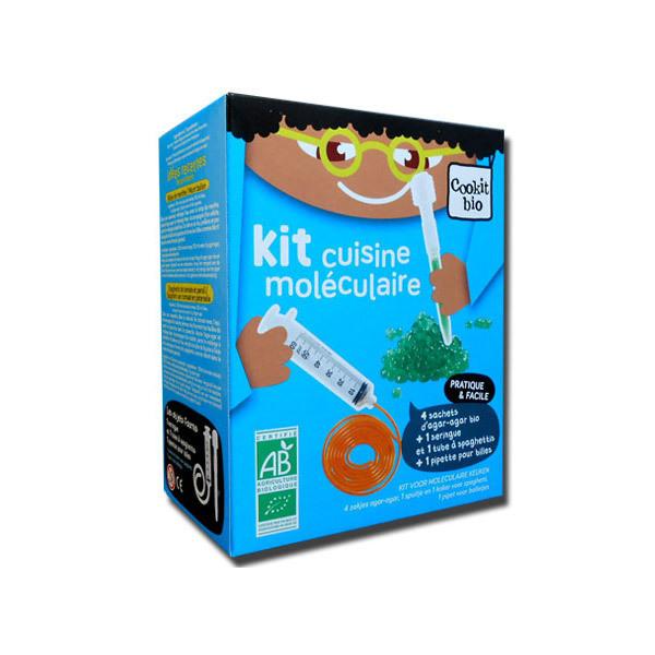 Kit pour cuisine mol culaire 16g natali acheter sur for Seringue cuisine moleculaire