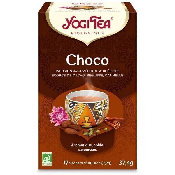 Yogi Tea - Infusion Exotique choco - 17 sachets