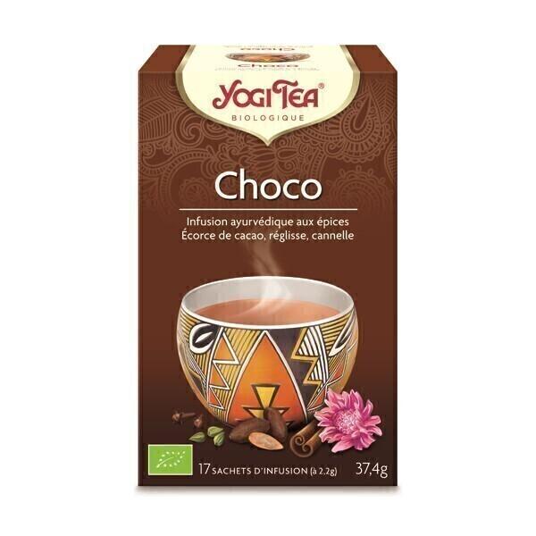 Yogi Tea - Infusion Exotique Choco x 17 Sachets
