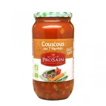 ProSain - Couscous aux 7 légumes 1kg