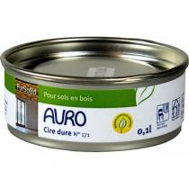 Auro - Cire balsamique sols et meubles 0,10L