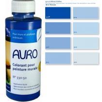 Auro - Colorant peintures bleu ultra-marin 0,5L