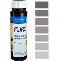 Auro - Colorant peintures brun oxyde 0,25L