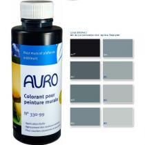Auro - Colorant peintures noire 0,5L