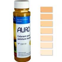 Auro - Colorant peintures ocre jaune 0,25L