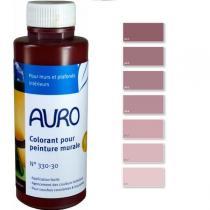 Auro - Colorant peintures rouge perse 0,5L
