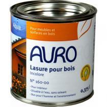 Auro - Lasure sans solvant incolore 0.375L