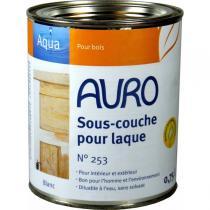 Auro - Sous-couche pour laque Aqua 0,75L