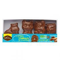 Belledonne - Z'animaux chocolat lait - 70 g