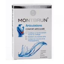 Eau Thermale Montbrun - Confort Articulaire 60 cpr