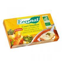 Evernat - Préparation Déshydratée pour Court-Bouillon x 8 tablettes
